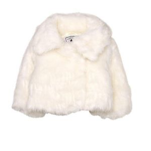 Old Navy Faux Fur Jacket